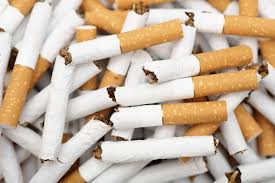 Smoking Cigarette Smokes