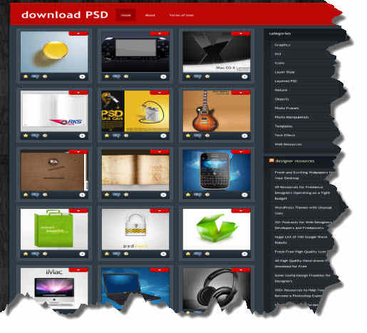 photoshop psd – Journey to a Better Life