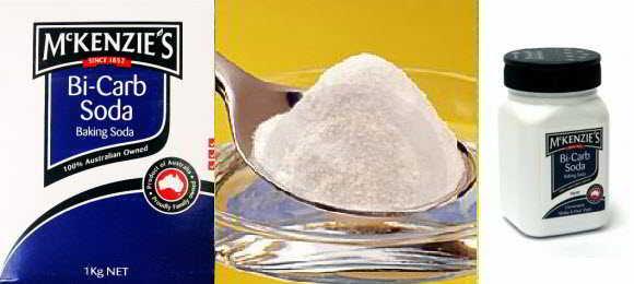D.I.Y. Shampoo (Baking Soda)