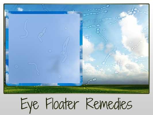 Eye Floater Remedies