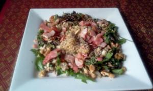 Quinoa Sardines