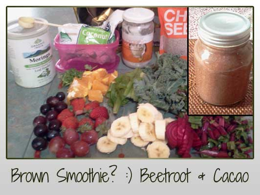 Smoothie-a-Day [Food Diary Mar 18]