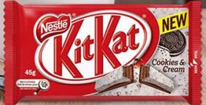 Cookies & Cream Kit Kat