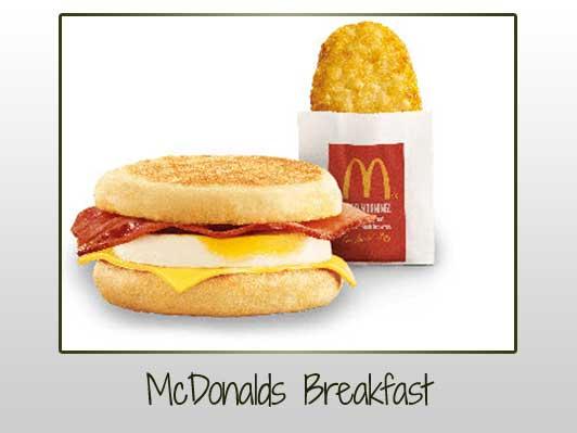 Avoid Fast Food [Food Diary Apr 22]