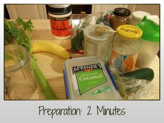 Smoothie Preparation