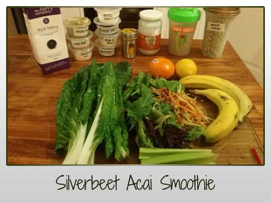 silverbeet-acai-smoothie-ingredients