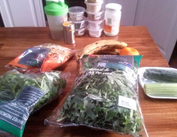 July 28th Green Smoothie