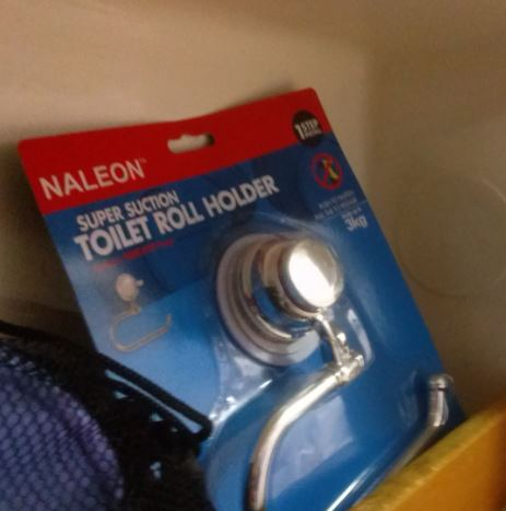 toiletrollholder