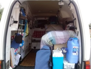My Life in a Van