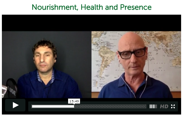 Nourishment, Health and Presence ~ Gudni Gunnarsson [Notes]