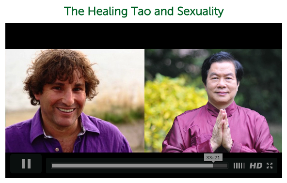 The Healing Tao and Sexuality ~ Mantak Chia [Notes]