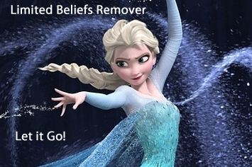 """Limited-Beliefs"" Remover to release old patterns and blockages and become Empowered"