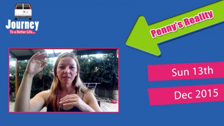 The Universe according to Penny – My Crazy Revealed! [Video]