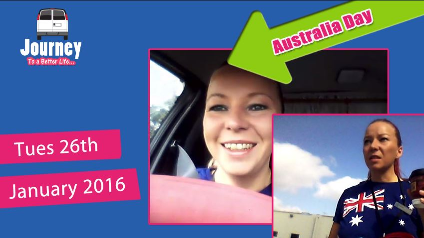 Australia Day & Horrifying lesson about Unlisted Videos :)
