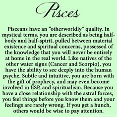 Pisces Life Purpose