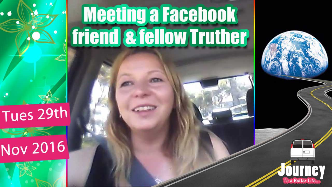 Meeting a fellow truther – ramble