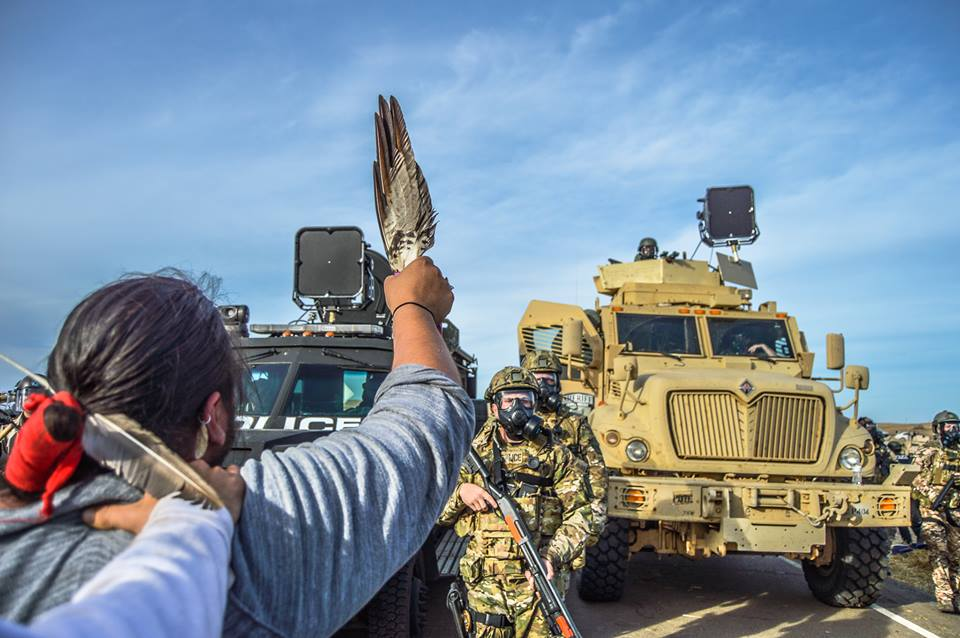 Standing Rock - hope for humanity