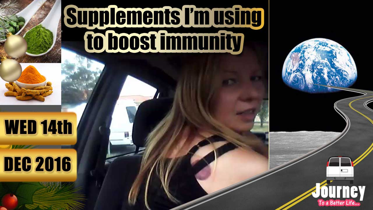Supplements I'm using to boost immunity