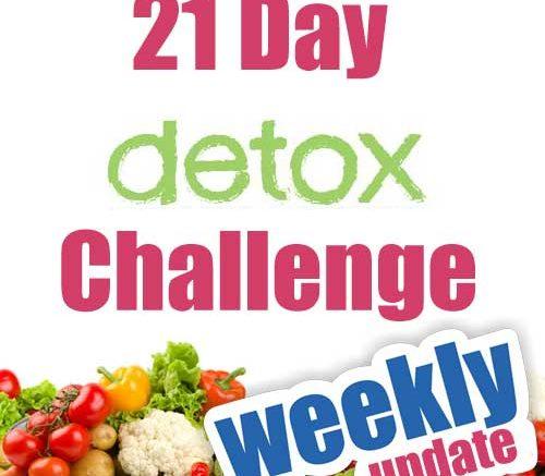 Life Detox Update – Week 3
