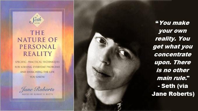 [Seth] Nature of Personal Reality – Jane Roberts