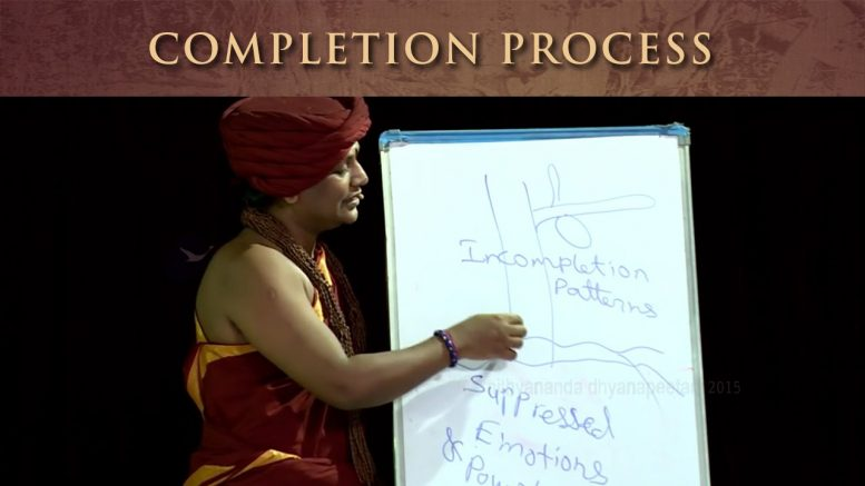 [Nithyananda] The Completion Process