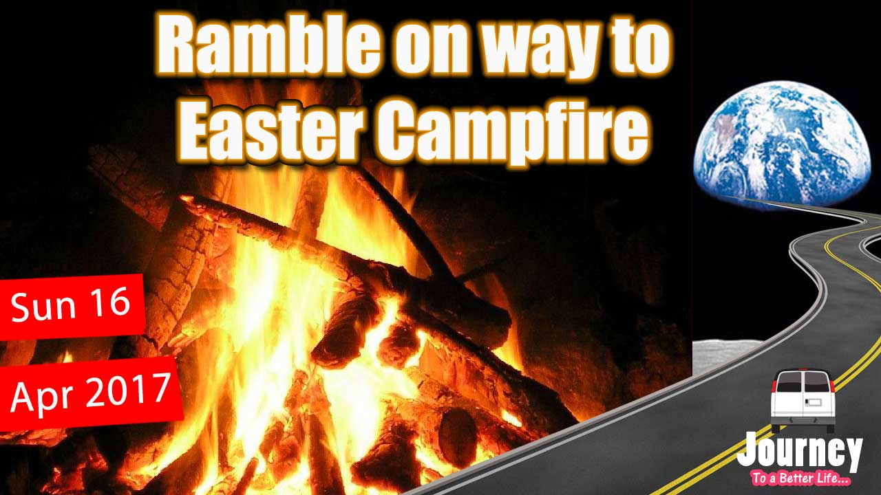 Campfires are sacred