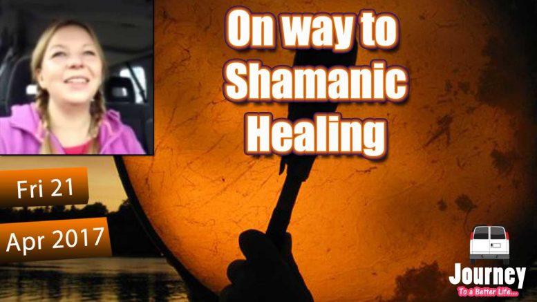 On way to Shamanic Healing