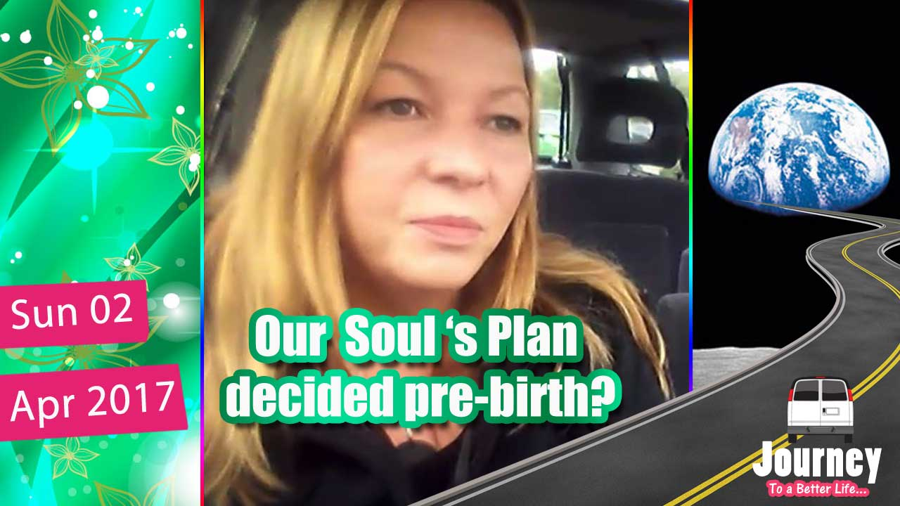 Do we have a Soul Plan before we were born?