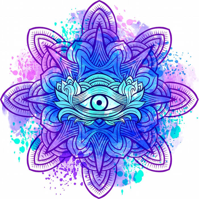 Third Eye awake or expanded perspective?