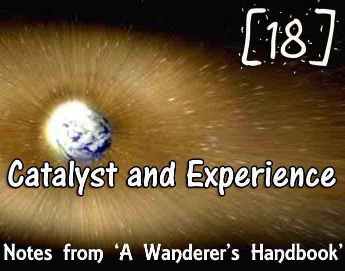 [18] - Catalyst and Experience