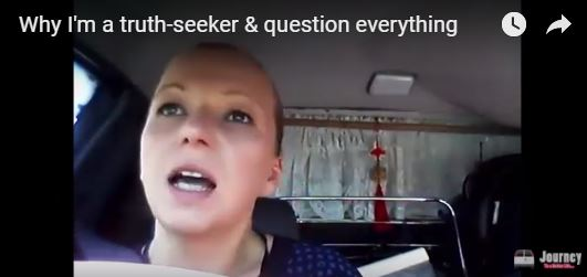 Why I'm a truth-seeker & question everything