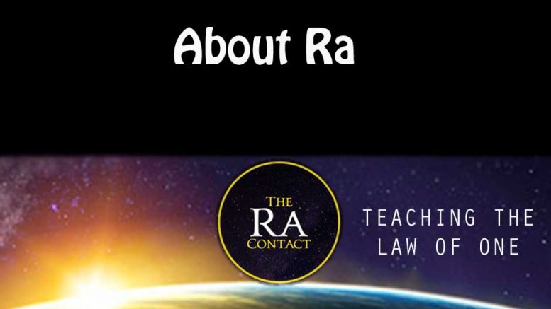 [RA] About Ra