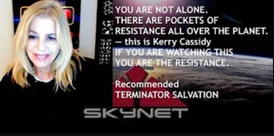 [Kerry Cassidy] You are the Resistance