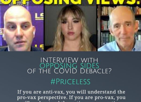 The Best PRO & CON Video You'll EVER see about Vaccines (Opposing Views)