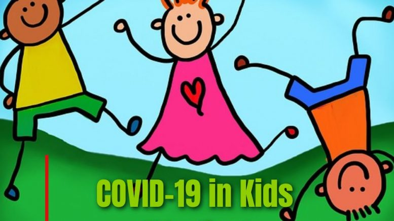 Children Extremely Low-Risk & Unlikely To Spread (COVID-19 Studies)