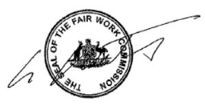 Fair Work Commission on COVID-19
