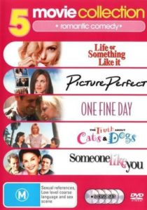 5 Movie Collection – Romantic Comedy (Life Or Something Like It / Picture Perfect / One Fine Day / The Truth About Cats & Dogs / Someone Like You)