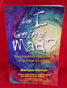 Am I Going Mad? The Unsettling Phenomena Spiritual Evolution, Marlyse Carroll