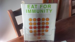Eat for Immunity Softcover book: by Kirsten Hartvig