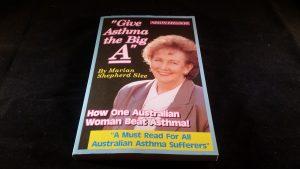 Give Asthma the Big A – Marian Shepherd Slee