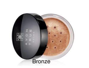 Avon True Color Skin Goodness Loose Powder SPF 20-9g-BRONZE