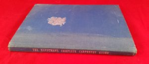 The Handymans Complete Carpentry Guide By Andrew Waugh Vintage