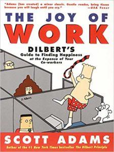 Dilbert Books (Hilarious)  x 2  – by Scott Adams