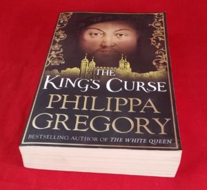 The King's Curse Paperback – Philippa Gregory