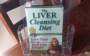 The Liver Cleansing Diet by Dr Sandra Cabot