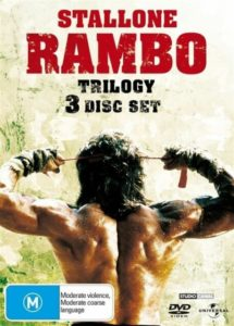 Rambo Trilogy (DVD, 2007, 3-Disc Set) – Brand New (Still Shrink-wrapped)