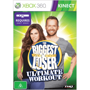 The Biggest Loser Ultimate Workout Fitness – Xbox 360 Kinect Game